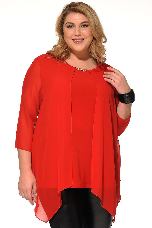 Блузка Для Полной Девушки